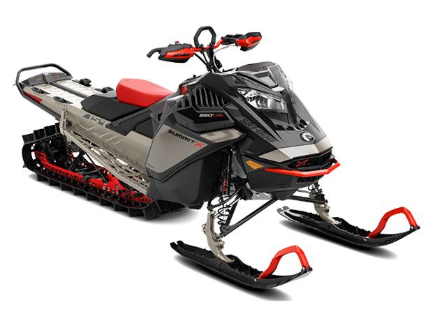 SUMMIT EXPERT 154 850 E-TEC TURBO SHOT 2022