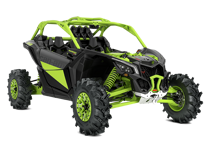 MAVERICK  X MR TURBO RR