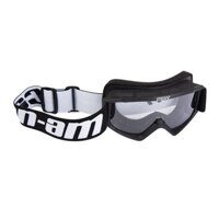 ОЧКИ ПОДРОСТКОВЫЕ CAN-AM JUNIOR TRAIL GOGGLES BY SCOTT BLACK ONE SIZE