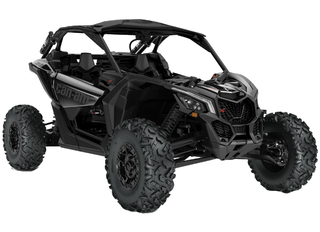 MAVERICK XRS TURBO RR NRMM