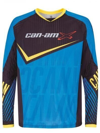 КОФТА CAN-AM X-RACE JERSEY