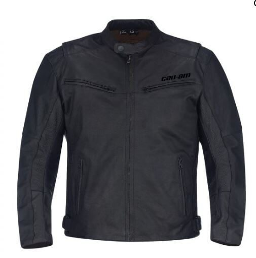 КУРТКА МУЖСКАЯ CAN-AM LEATHER JACKET