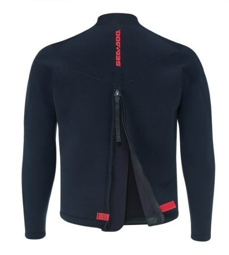 ГИДРОФУТБОЛКА МУЖСКАЯ SEA-DOO MEN'S NEOPRENE LONG SLEEVE RASHGUARD