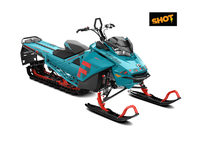 FREERIDE STD 165″ 850 E-TEC SHOT