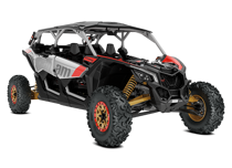 MAVERICK MAX X RS TURBO R
