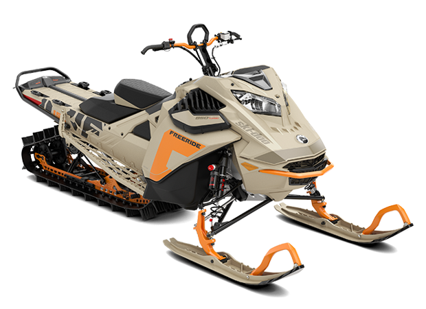 FREERIDE STD 154 850 E-TEC TURBO SHOT 2022