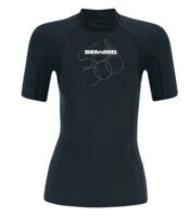 ФУТБОЛКА ЖЕНСКАЯ SEA-DOO SHORT SLEEVE WOMENS RASHGUARD