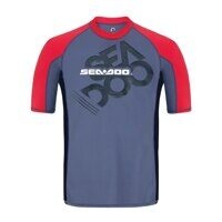 ФУТБОЛКА SEA-DOO MEN'S SHORT SLEEVE RASHGUARDS