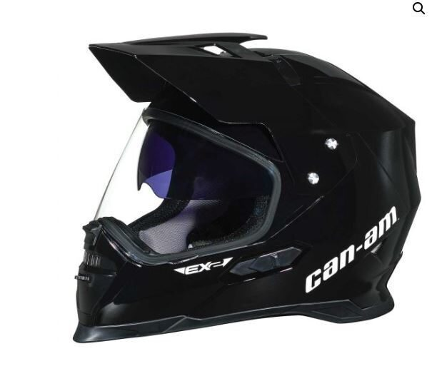 ШЛЕМ CAN-AM EX-2 ENDURO HELMET (DOT/ECE)